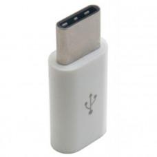 Адаптер Extradigital micro USB - USB Type C, M/F